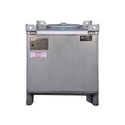 Mitchell Container 304 Stainless Steel IBC New 350 gallon
