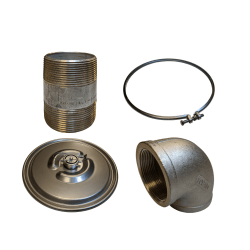 IBC Stainless Steel Parts